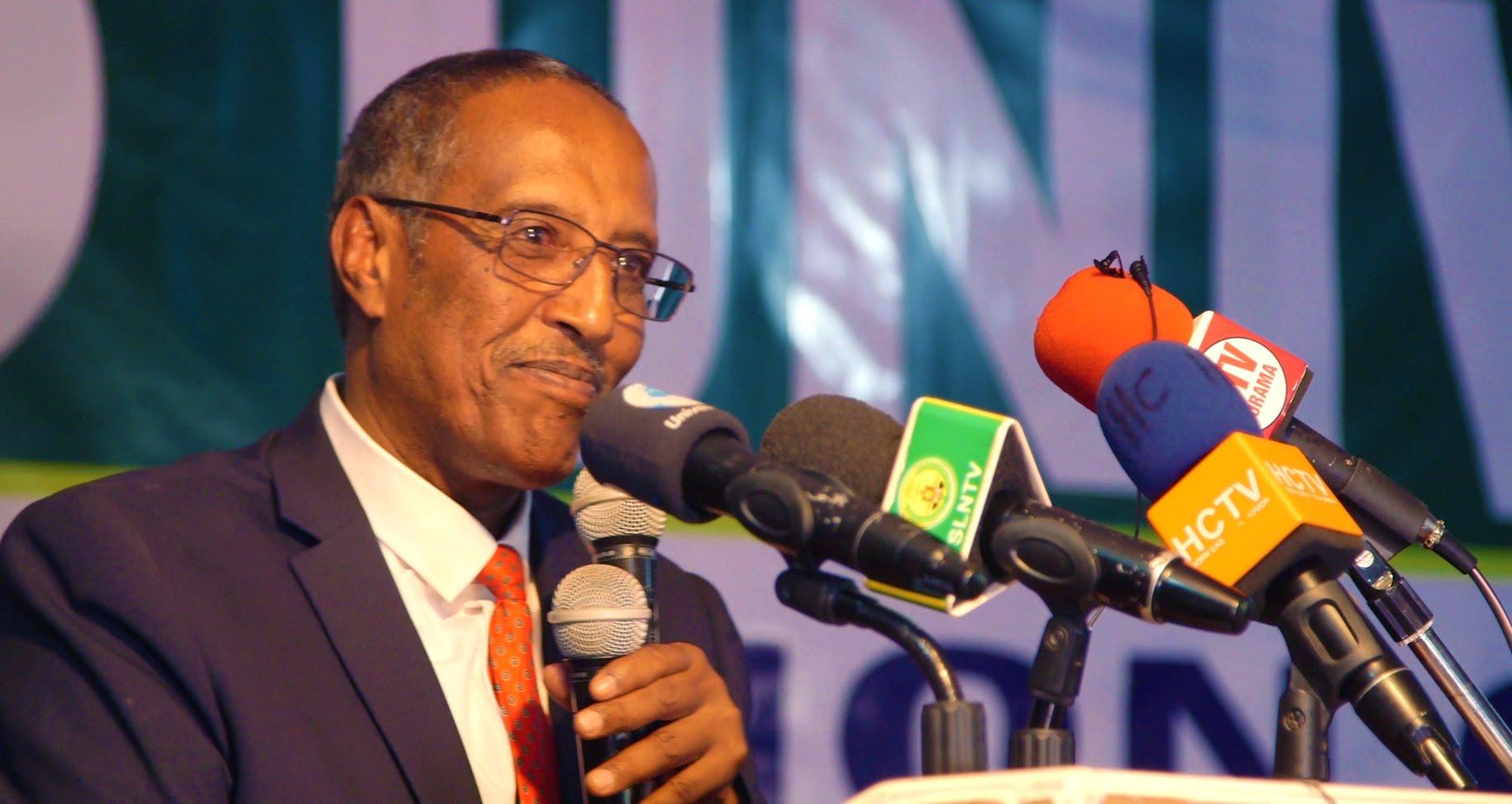 Berbera airport will remain a civilian airport, Somaliland president