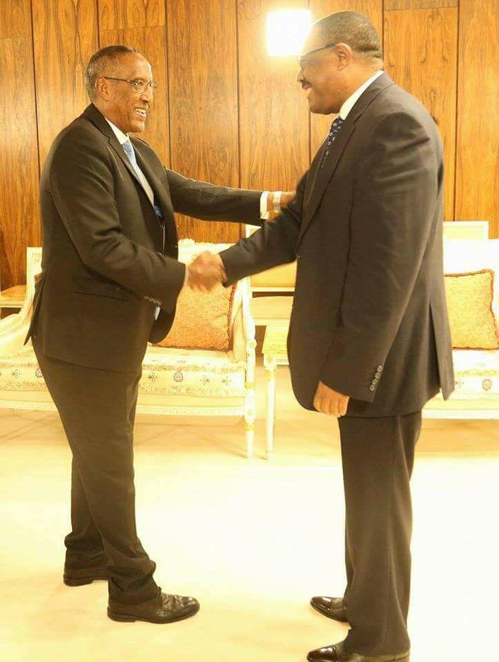 Somaliland presidential candidates visit Ethiopia