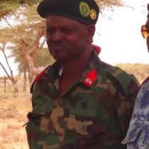 A second senior officer defects Somaliland military