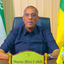 Somalia is reluctant to return to talks, President Muse Behi