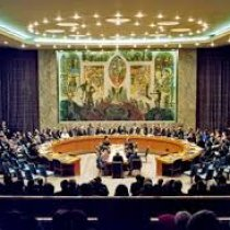 The Security Council Voices Concern over Fighting in Sool