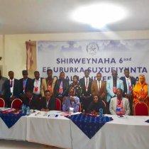 Somaliland Journalists Association elects it leadership