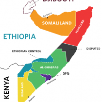 What Somalia unity the Security Council reaffirms?